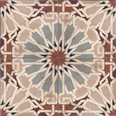 Morocco Patterson Tile