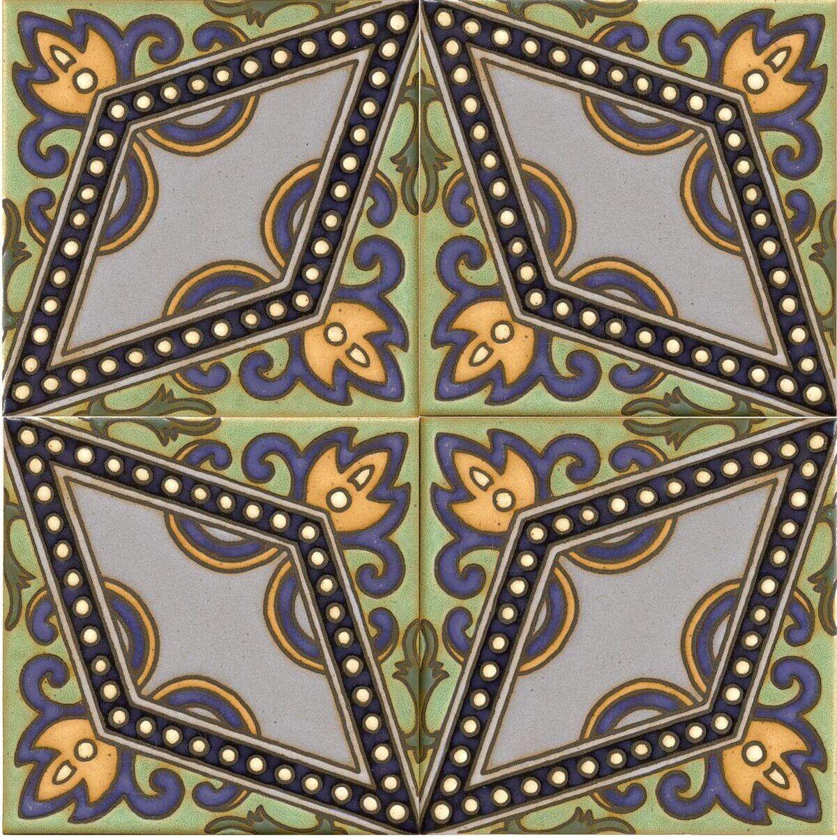Native tile filmore clark