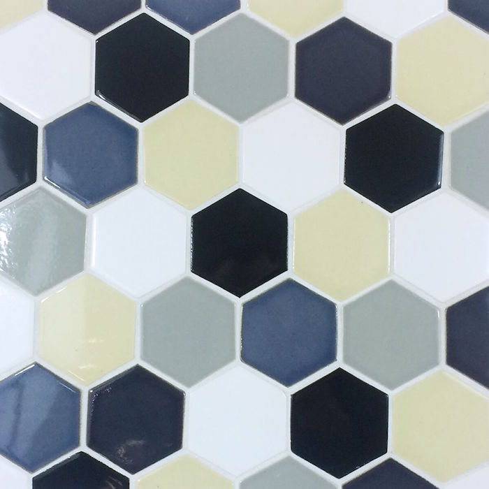 hexagon tile filmore clark