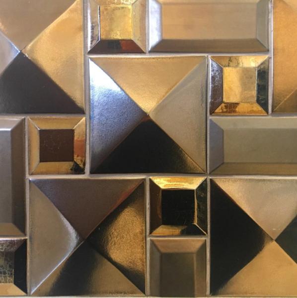 metallic tile filmore clark