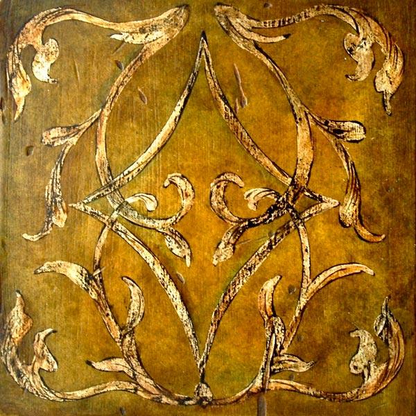Art-Nouveau Tile